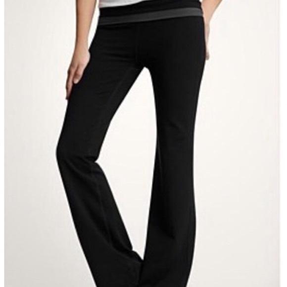 a878a42330646 GAP Pants | G Balance Flare Yoga | Poshmark